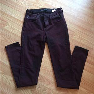 KANCAN Mid-Rise Skinny Jeans